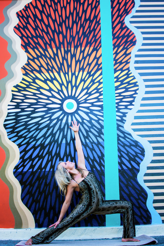 Yoga Photographer Byron Bay