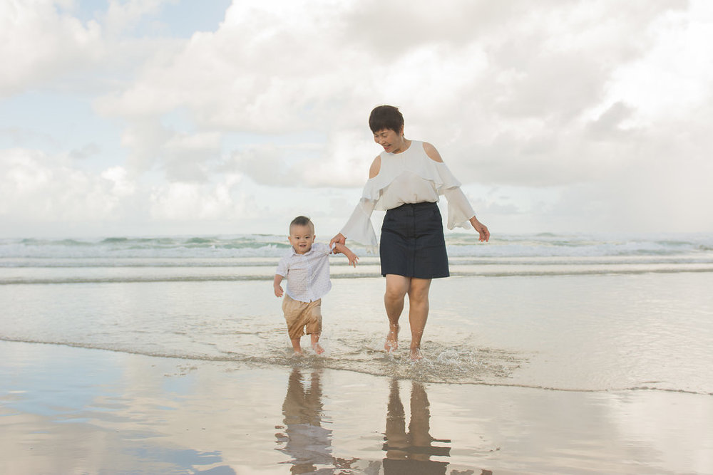 Family photographer Byron Bay