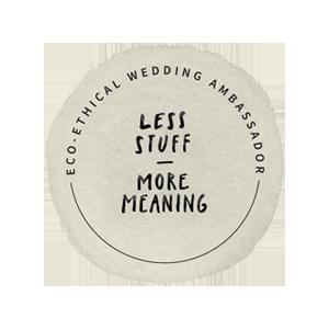 Eco-ethical weddings