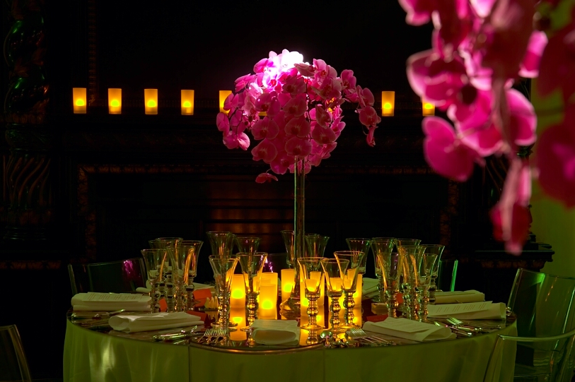 Table Centres.