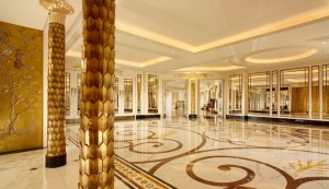 The Dorchester Ballroom foyer