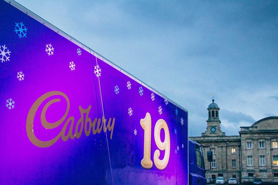 Cadbury Christmas Campaign