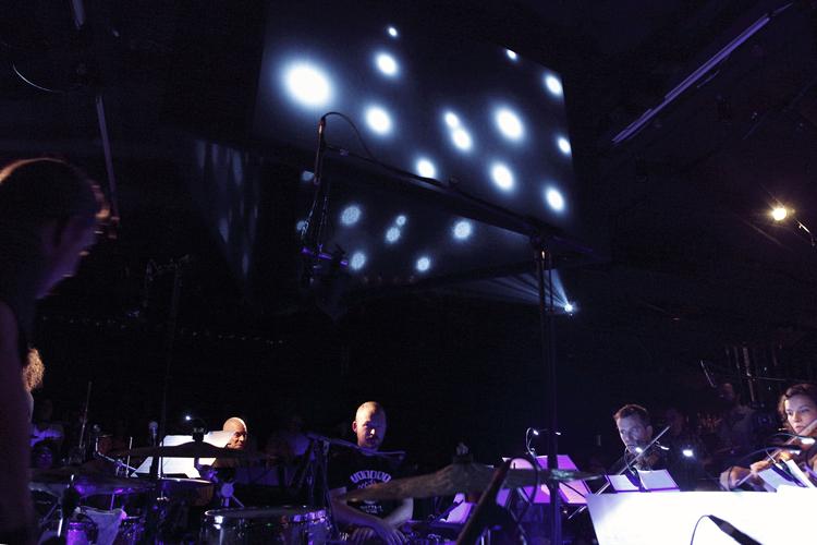 "Ynight ""Circular Grooves"" feat. Nik Bärtsch's Mobile Extended"