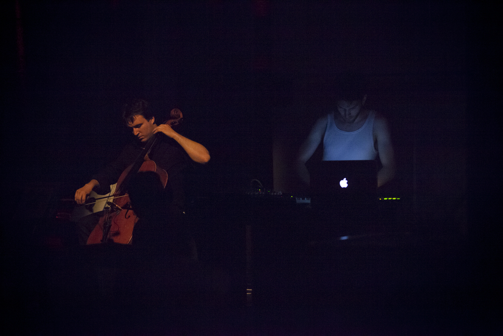 Ynight feat. Dave Jegerlehner