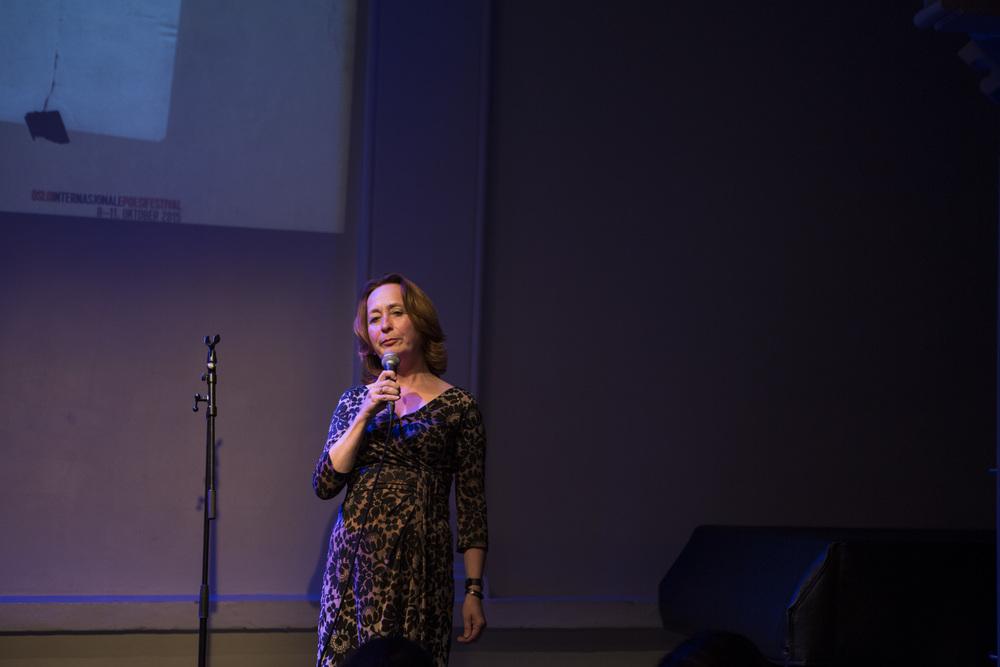 Oslo internasjonale poesifestival 2015