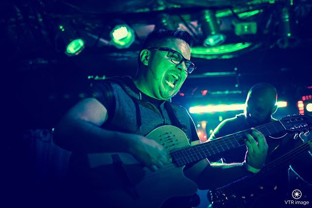 ⚡️RAGE⚡️ - Happy St.Patrick's Day from LIQUID🌀SPIRAL. 📸: @vtr_image @elpinchiguey69 #guitarist #rock #artist #photooftheday #happythursday #followforfollow #orlandoeye #rocking #latenight #rage #reggae #passion #OrlandoFL #workhard #inspiration #dreambig #orlandocity #musician #greenbeer #green #drinking #saintpatricksday #shamrock #stpatricksday #stpattys #sxsw16 #hulk #luckoftheirish #leprechaun #cheers