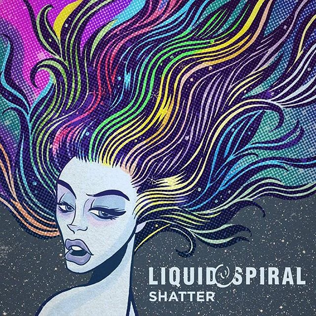 "🎼🎼April 8th we launch our new single ""Shatter""! Get ready LS fans!🎼🎼 photo credit: Ledo Design #liquidspiral #rock #band #orlando #florida #music #record #shatter #hardrock #april8th #live #release #guitar #drums #vocals #musicislife #loverock #rockon #colors #girl #stars #single #new #longwatied #bass #true #cover #pieces"
