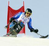 Tim Farr, GB Disabled Ski Team