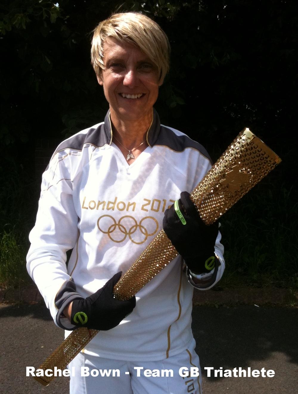 Rachel Bown - Triathlete GB