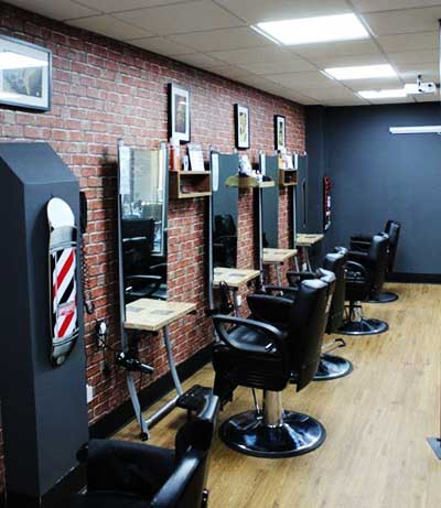 Our Bristol Barbering Suite