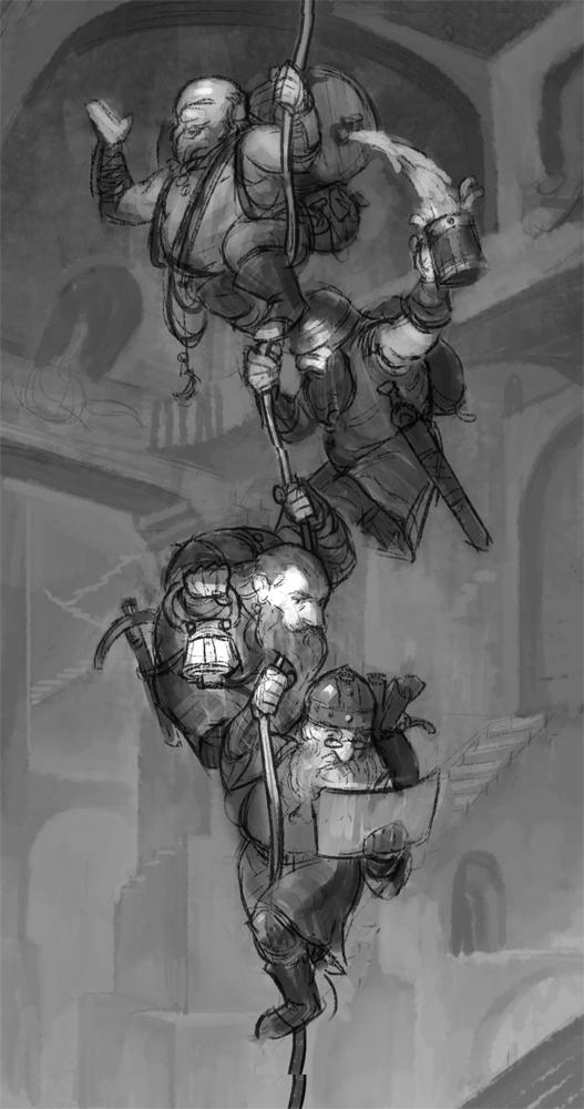 Dwarven Explorers Step1.JPG