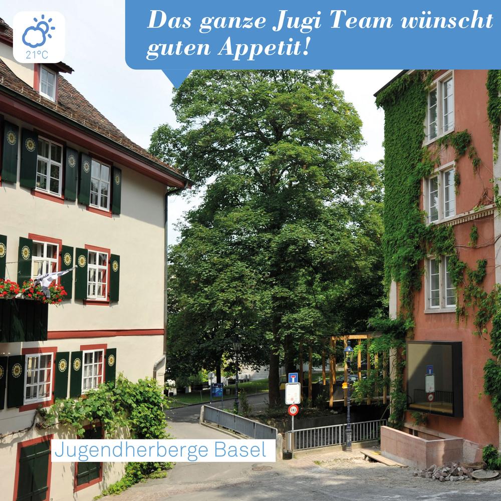 Infoscreen Jugendherbergen