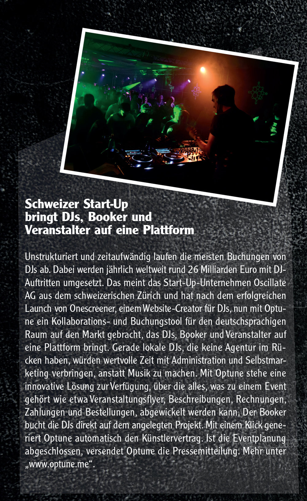 disco magazin germany