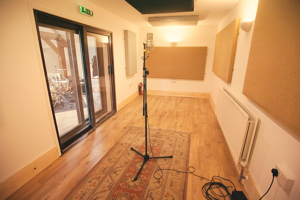 Brighton Road Recording Studios Isolation Room