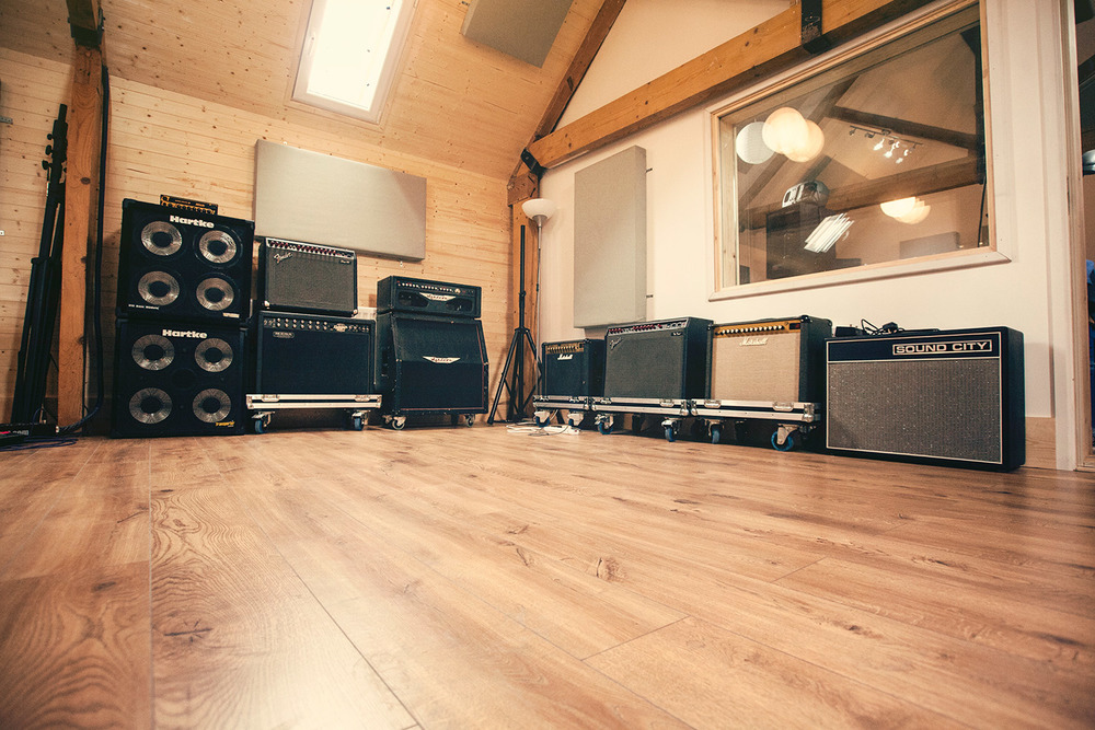 Brighton Road Recording Studios Big Live Room