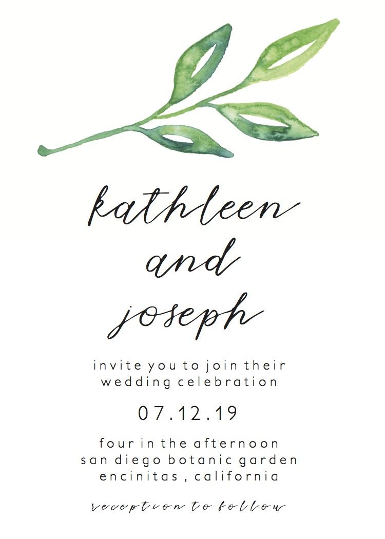 Kathleen + Joseph  (click for more photos)