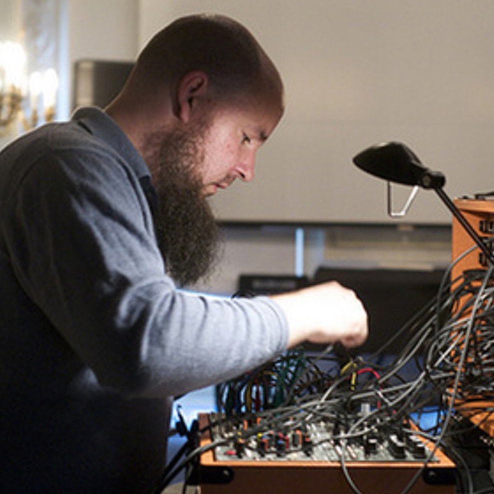 Advanced sound design in contemporary modular synthesis with Keith Whitman - Wednesday May 16th 2018, 6pm.