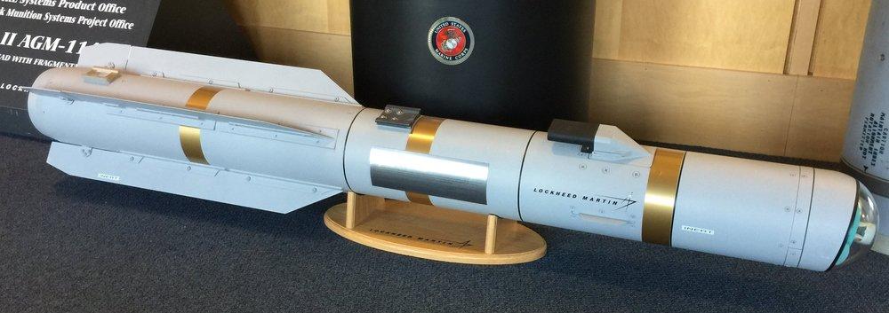 JAGM Missile