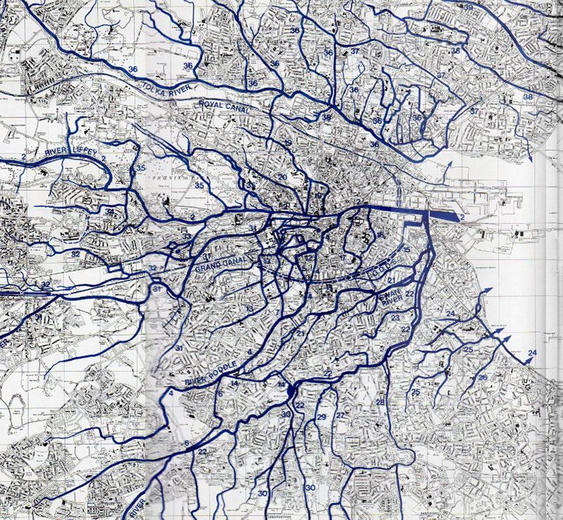 Dublin's other hidden waterways courtesy of Arran Q. Henderson