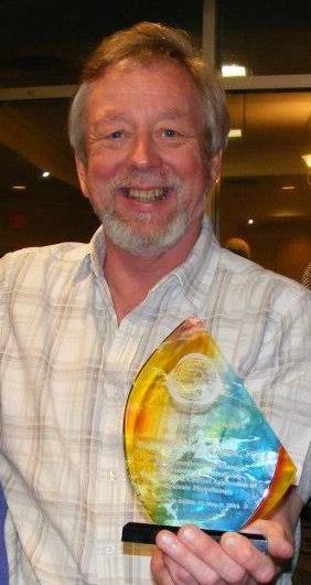Geoff Shayler - UK -BSc, FCOptom, FCSO Honorary Member of BOAF.