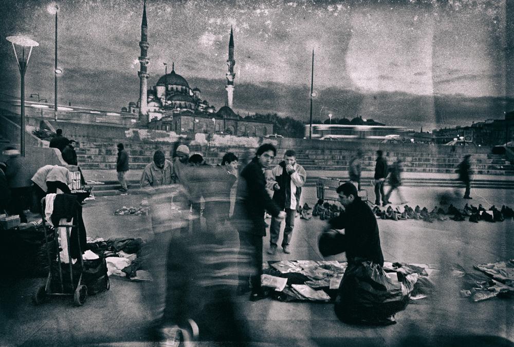Turkey 1 Greyscale  copy.jpg