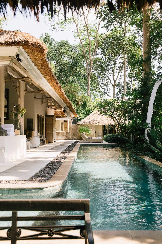 Villa Sungai, Capaka, Bali