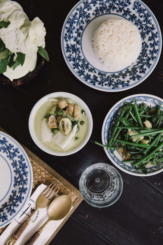 A Vegetarian and Vegan Food Guide to Sukhumvit, Bangkok