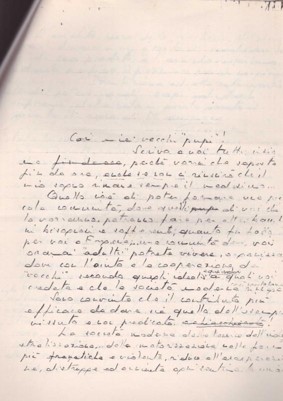 Le Costantine_Documenti_4_Testamento spirituale di Lucia de Viti de Marco ai suoi ragazzi_pag_01