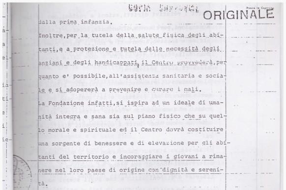 Le Costantine_DOCUMENTI_5_Primo atto costitutivo della Fondazione con firma di Giulia Starace_03