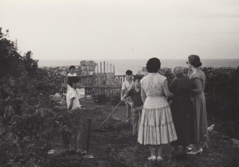 Donna Carolina con Giulia Starace ed Emilia Chirilli a Kalamuri