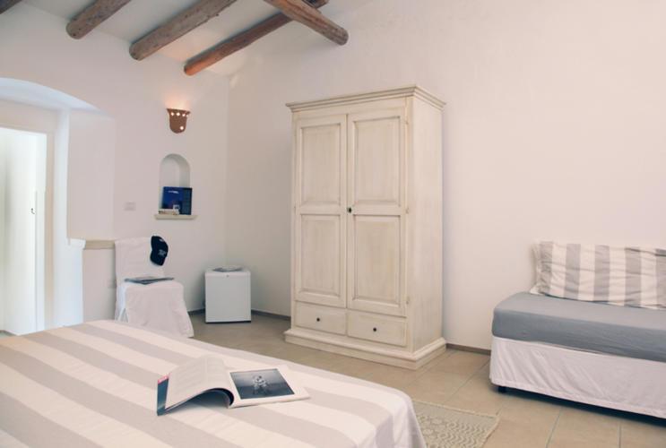 La Casa di Ora - Fondazione Le Costantine - Camera Matrimoniale con Letto Supplementare