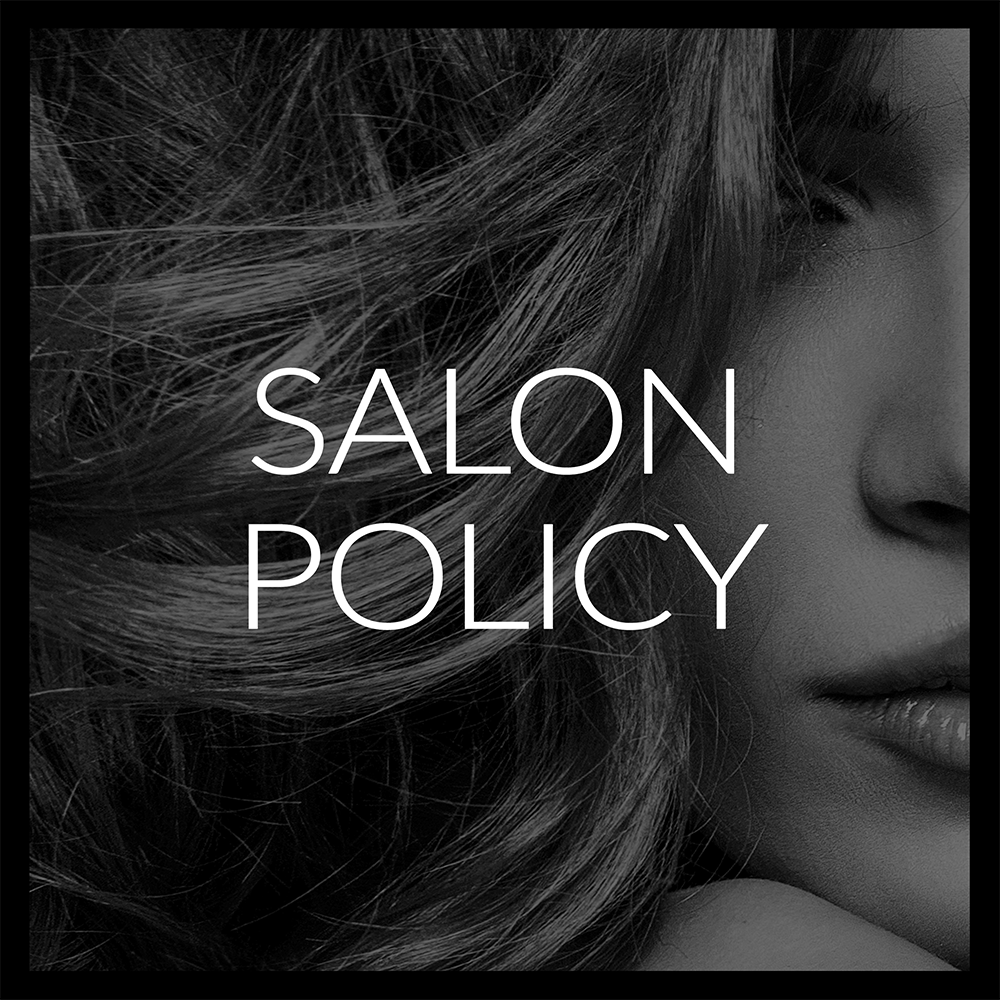 Hair Design Zone Policy