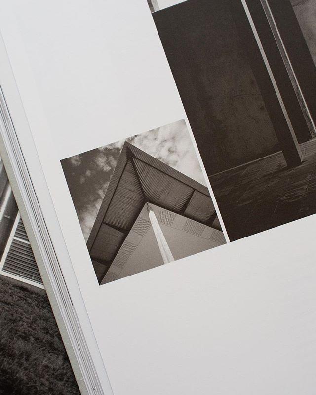 Plate steel brackets in a dark grey micaceous finish support the canopy's eaves. Arthur and Yvonne Boyd Education Centre, Riversdale, 1999. By Glenn Murcutt, Reg Lark, Wendy Lewin. . . . . . . . . #glennmurcutt #glennmurcuttmasterclass #architecture #architecturelovers #australianarchitecture #archidaily #design #designinspiration #book #glennmurcuttfolio #touchtheearthlightly #architect #book #sydneylocal #architecturebooks #australiandesign #arthurandyvonneboydeducationcentre #riversdale #reglark #wendylewin
