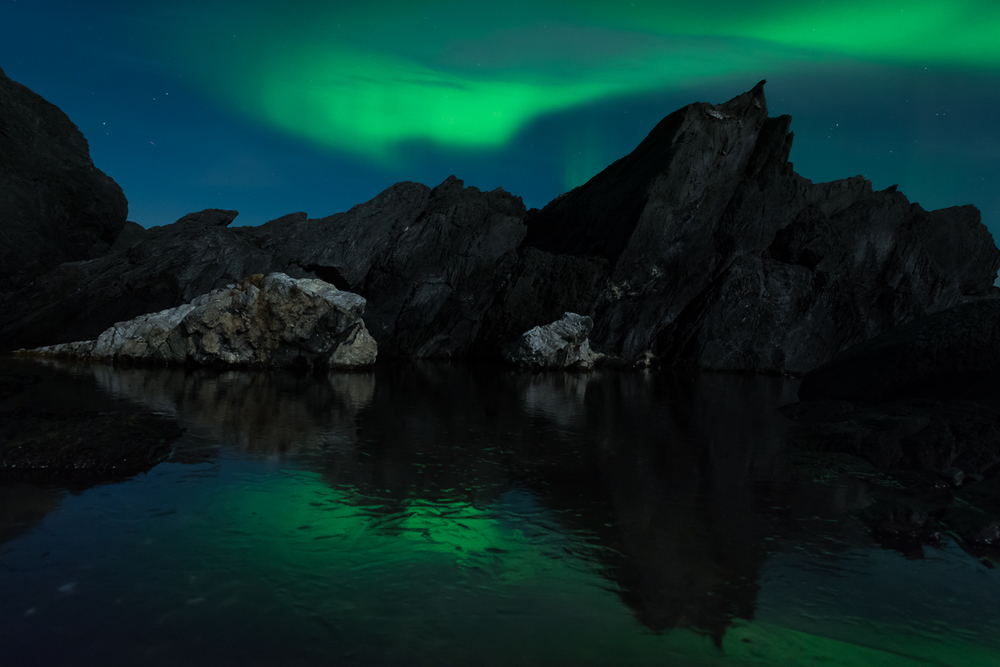 Hunt the northern lights with our guides! ©Bjørn Joachimsen.