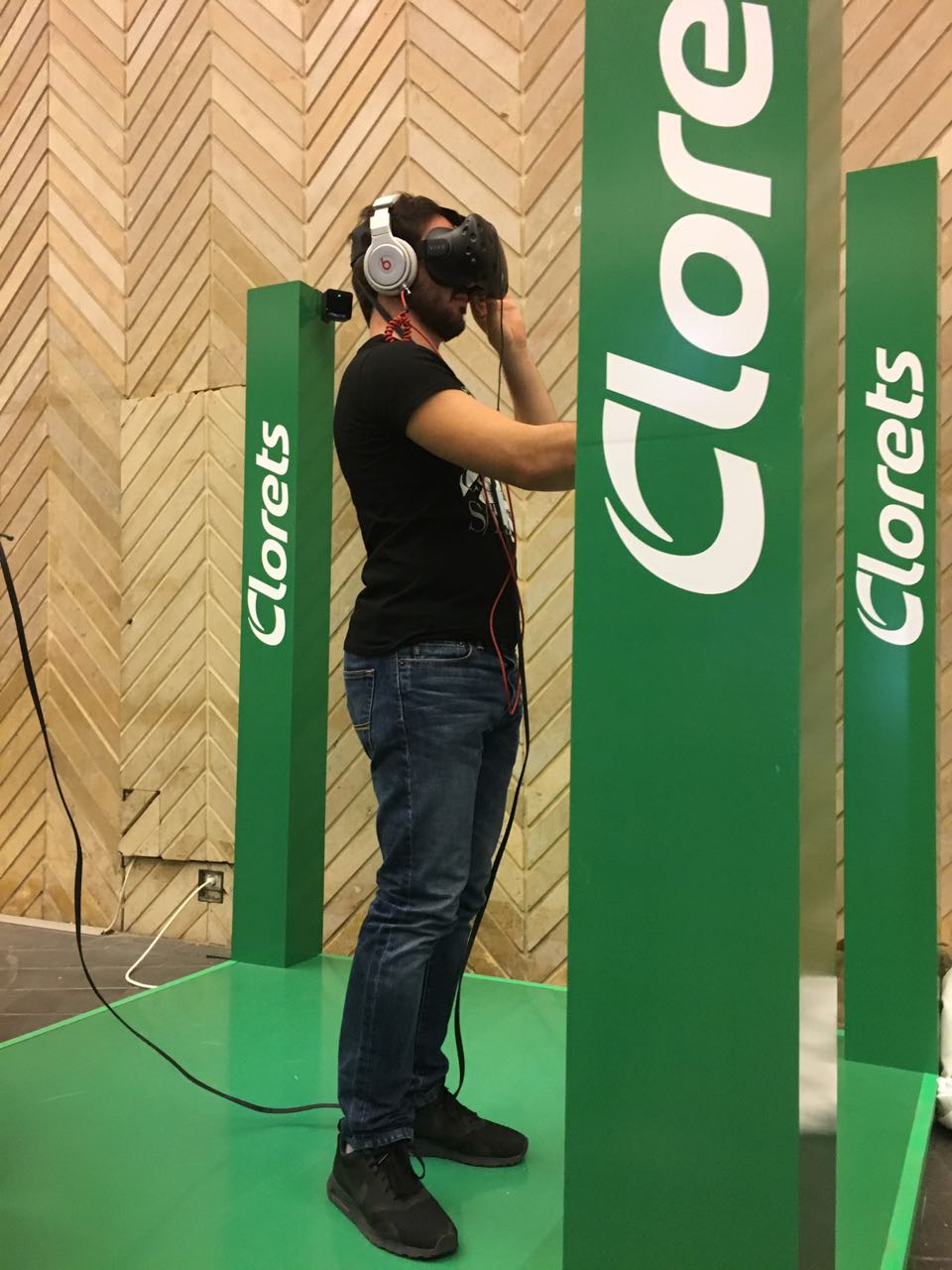 Clorets<strong>VR Game</strong>
