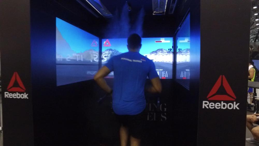 Reebok Runner<strong>4D Runner Simulator</strong>