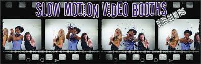 Slow Motion Video - whats cooler than Slow Motion Photo Booths, is shooting a slomo video with Social Booth