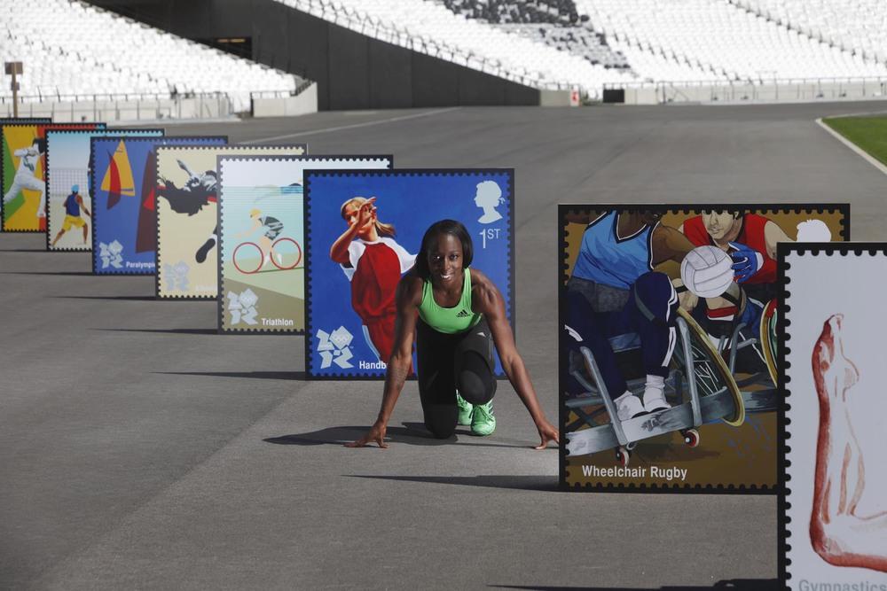 Royal Mail Stam… Olympics 1.JPG