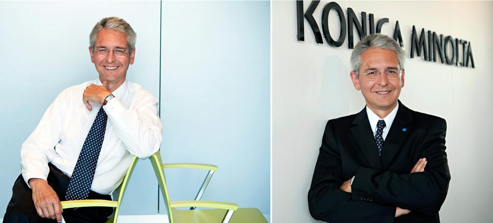 Johannes Bischof  Konica Minolta Solutions Austria GmbH