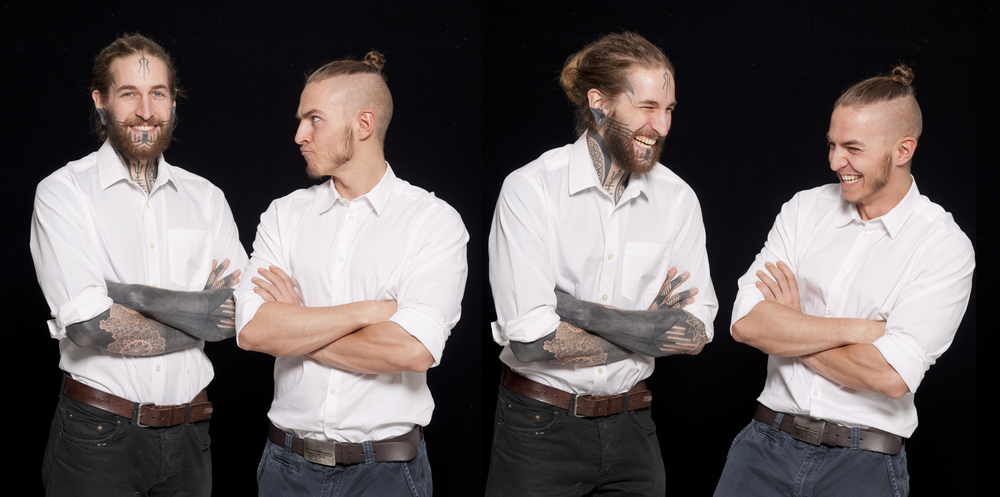 Stephan & Clemens Halbwachs