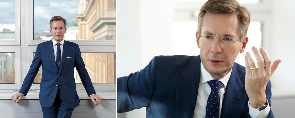 Dr. Christoph Scharff - ARA AG