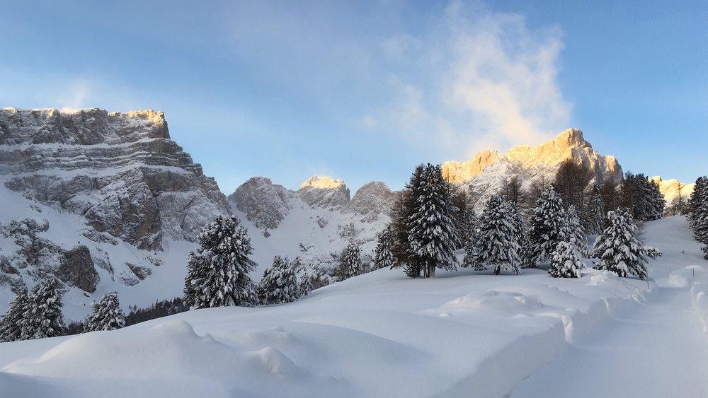 È bianca, dunque è poesia... - vi piacerebbe viverla in inverno?Siamo aperti per voi tutte le domeniche da dicembre...