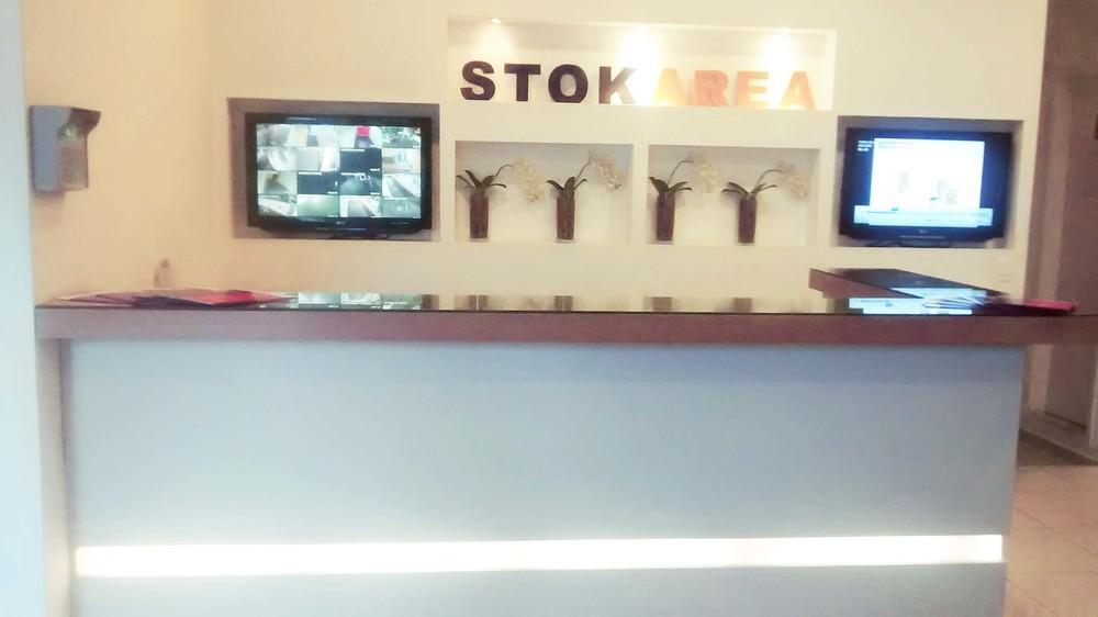Recepção unidade STOKAREA Interlagos