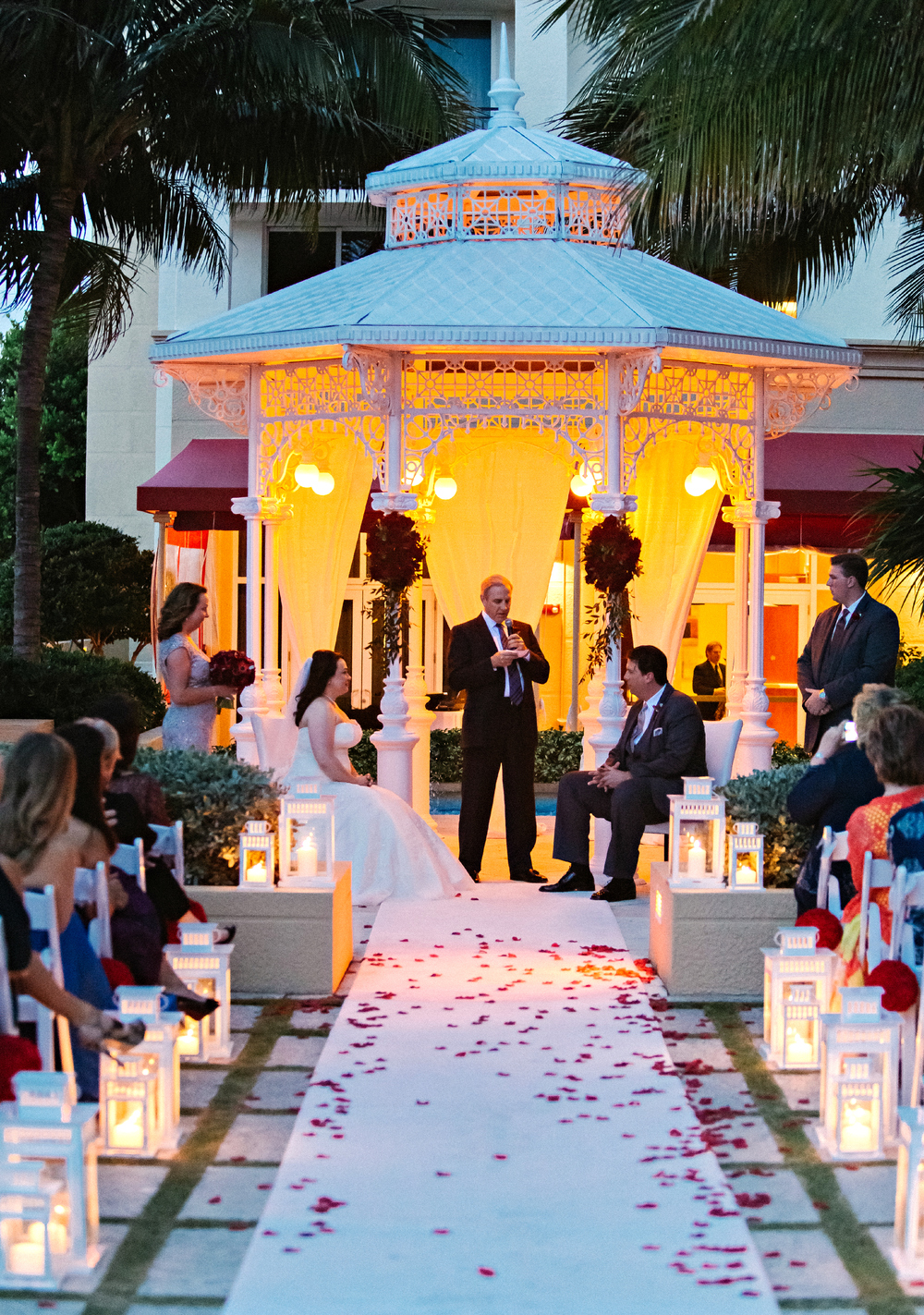 Marriott Singer Island Resort Wedding