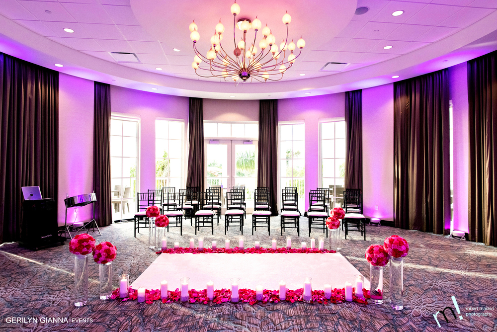 Wyndham Grand Jupiter Wedding Ceremony