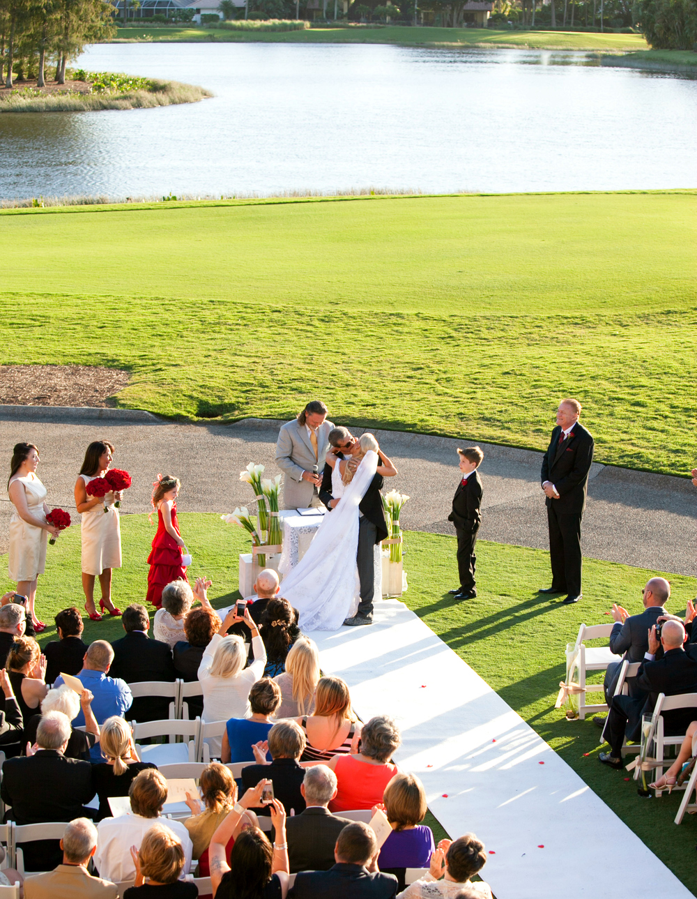 Breakers West Country Club Wedding