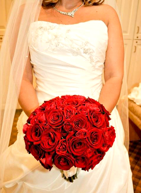 Palm Beach Wedding Flowers | Beautiful Bridal Bouquet | Gerilyn Gianna Floral Design