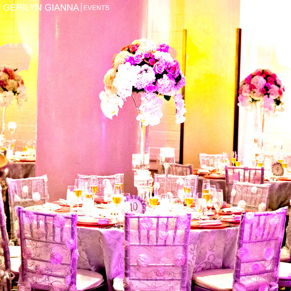 Palm Beach Wedding and Event Decor Services | Gerilyn Gianna Floral Design
