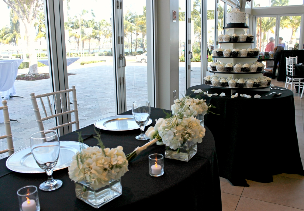 West Palm Beach Waterfront Pavilion Wedding | Gerilyn Gianna Events