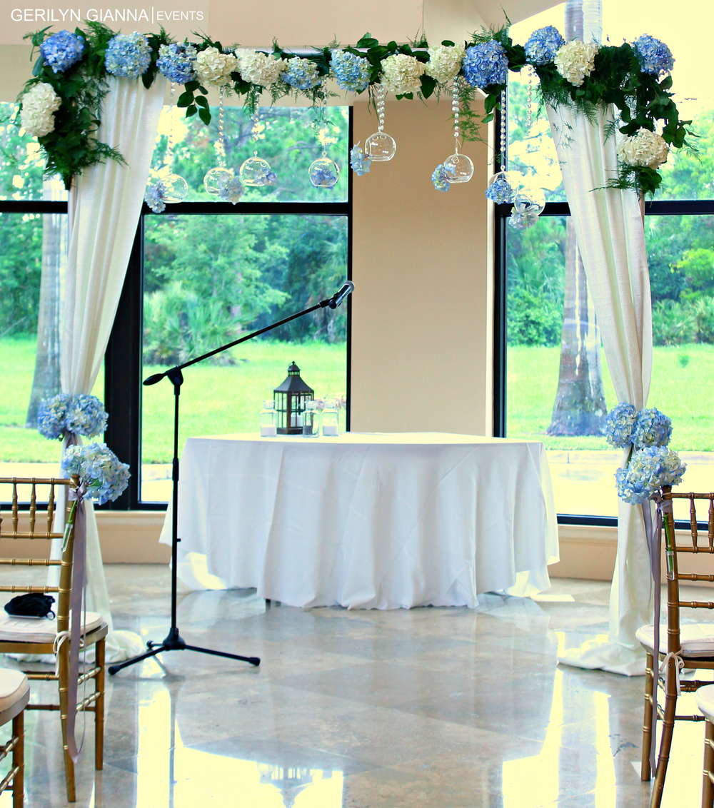 Gerilyn Gianna Event and Floral Design-A Wedding at The Borland ...